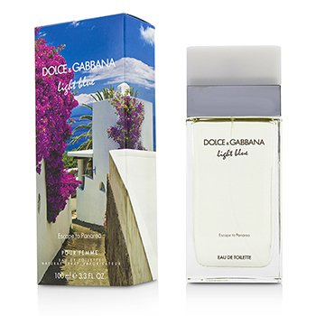 Dolce & Gabbana Light Blue Escape To Panarea Eau De Toilette Spray (Limited Edition)