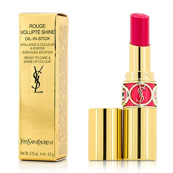 Yves Saint Laurent Rouge Volupte Shine - # 49 Rose Saint Germain