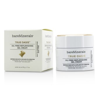 Bare Escentuals True Oasis Oil-Free Replenishing Gel Cream - Oily To Combination Types