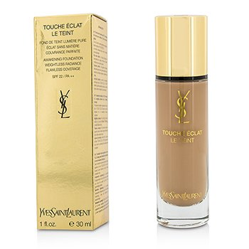 Yves Saint Laurent Touche Eclat Le Teint Awakening Foundation SPF22 - #BR45 Cool Bisque