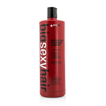 Sexy Hair Concepts Big Sexy Hair Sulfate-Free Volumizing Shampoo