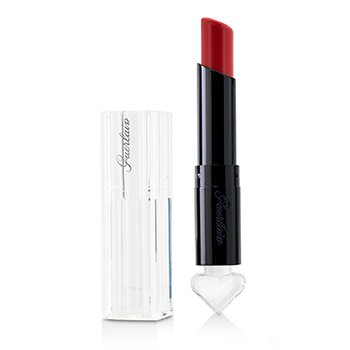 Guerlain La Petite Robe Noire Deliciously Shiny Lip Colour - #021 Red Teddy