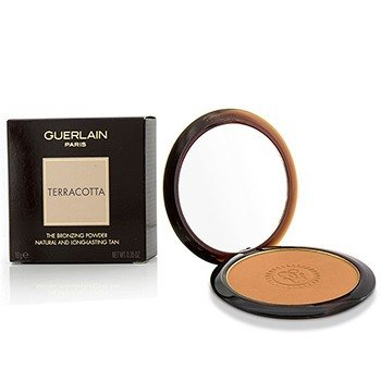 Guerlain Terracotta The Bronzing Powder (Natural & Long Lasting Tan) - No. 02 Natural Blondes