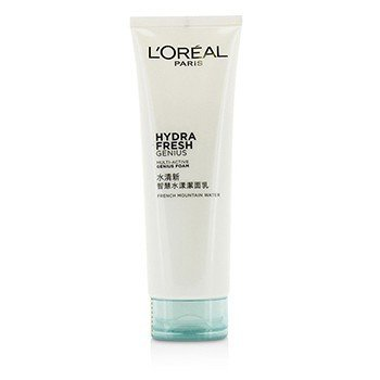 LOreal - Hydrafresh Balancing & Refining Mild Foam PH 6.5 - For Sensitive Skin - 100ml/3.4oz PDT LED 7 Color Photon Therapy Red/Blue/Yellow Skin Rejuvenation Treatment Machine Daily Skin Care Home & Salon