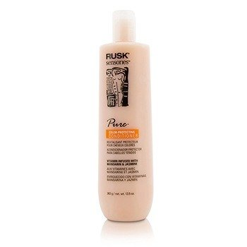 Rusk Sensories Pure Mandarin & Jasmine Color-Protecting Conditioner