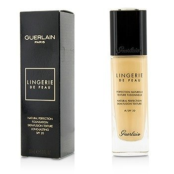Guerlain Lingerie De Peau Natural Perfection Foundation SPF 20 - # 02W Light Warm