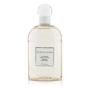 Guerlain Les Delices De Bain Perfumed Shower Gel