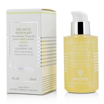 Sisley Gentle Cleansing Gel With Tropical Resins - For Combination & Oily Skin