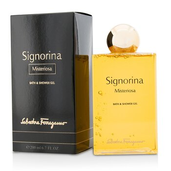 Salvatore Ferragamo Signorina Misteriosa Bath & Shower Gel