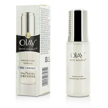 Olay White Radiance Miracle Boost Luminous Pre-Essence