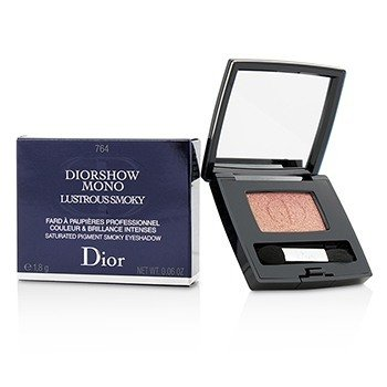 Christian Dior Diorshow Mono Lustrous Smoky Saturated Pigment Smoky Eyeshadow - # 764 Fusion