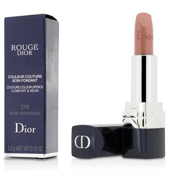 Christian Dior Rouge Dior Couture Colour Comfort & Wear Lipstick - # 219 Rose Montaigne
