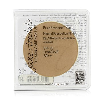Jane Iredale PurePressed Base Mineral Foundation Refill SPF 20 - Light Beige