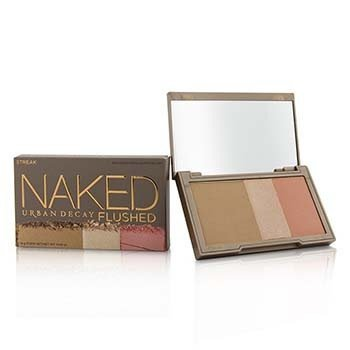 Urban Decay Naked Flushed - Streak (1x Blush, 1x Bronzer, 1x Highlighter)