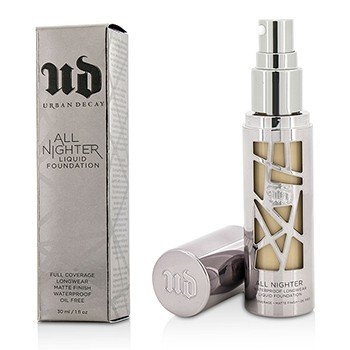Urban Decay All Nighter Liquid Foundation - # 4.0