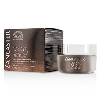 Lancaster 365 Skin Repair Youth Renewal Rich Cream SPF15 - Dry Skin