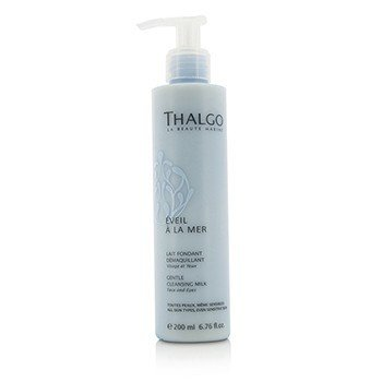 Thalgo Eveil A La Mer Gentle Cleansing Milk (Face & Eyes) - For All Skin Types, Even Sensitive Skin