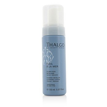 Eveil A La Mer Foaming Micellar Cleansing Lotion - For All Skin Types