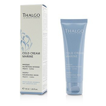 Thalgo Cold Cream Marine Deeply Nourishing Mask - For Dry, Sensitive Skin