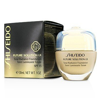 Shiseido Future Solution LX Total Radiance Foundation SPF15 - #I20 Natural Light Ivory
