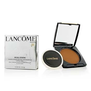 Lancome Dual Finish Multi Tasking Powder & Foundation In One - # 550 Suede (C) (US Version)