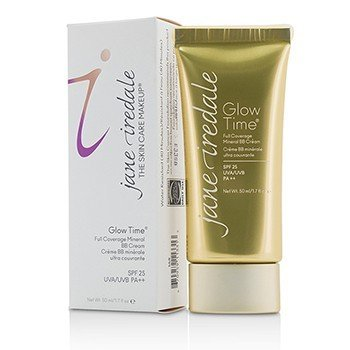 Glow Time Full Coverage Mineral BB Cream SPF 25 - BB8