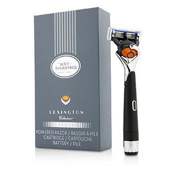 The Art Of Shaving Lexington Collection Power Razor - Without Battery