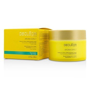Decleor Aroma Svelt Body Firming Oil-In-Cream