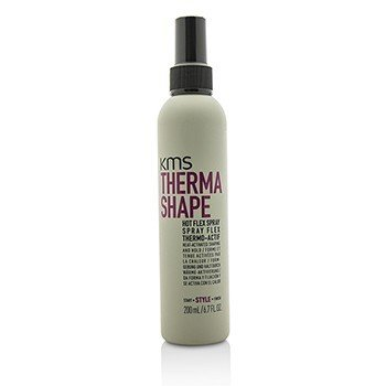 KMS California Therma Shape Hot Flex Spray (Heat-Activated Shaping and Hold)