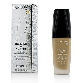 Lancome Renergie Lift Makeup SPF20 - # 260 Bisque (N) (US Version)