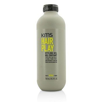 KMS California Hair Play Styling Gel (Firm Hold Without Flaking) 137004