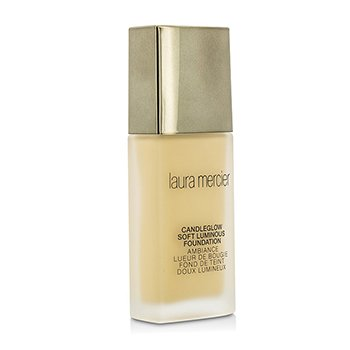 Laura Mercier Candleglow Soft Luminous Foundation - # 1W1 Ivory
