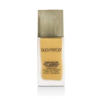 Laura Mercier Candleglow Soft Luminous Foundation - # 4W1 Maple