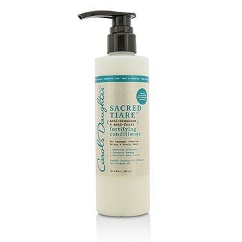 Carols Daughter Sacred Tiare Anti-Breakage & Anti-Frizz Fortifying Conditioner (For Damaged, Fragile, Frizzy & Unruly Hair)