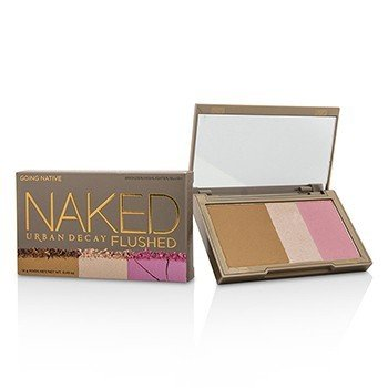 Urban Decay Naked Flushed - Going Native (1x Blush, 1x Bronzer, 1x Highlighter)
