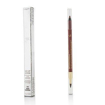 Lancome Le Lip Liner Waterproof Lip Pencil With Brush - #290 Sheer Raspberry