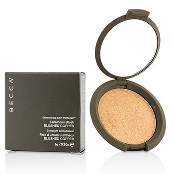 Becca Luminous Blush - # Blushed Copper