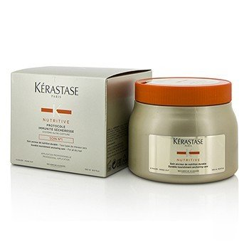 Kerastase Nutritive Protocole Immunitᅵ Sᅵcheresse Soin Nᅵ1 Durable Nourishment Anchoring Care (For All Dry Hair)