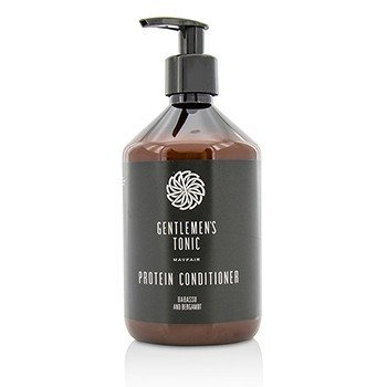 Gentlemens Tonic Babassu and Bergamot Protein Conditioner