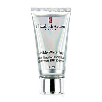 Elizabeth Arden Visible Whitening Multi Targeted UV Shield BB Cream SPF30 - Transparent (Unboxed)