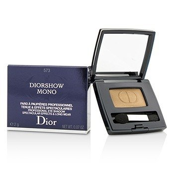 Christian Dior Diorshow Mono Professional Spectacular Effects & Long Wear Eyeshadow - # 573 Mineral