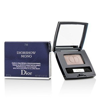 Christian Dior Diorshow Mono Professional Spectacular Effects & Long Wear Eyeshadow - # 756 Front Row