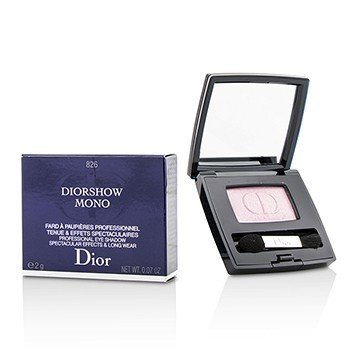 Christian Dior Diorshow Mono Professional Spectacular Effects & Long Wear Eyeshadow - # 826 Backstage