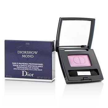 Christian Dior Diorshow Mono Professional Spectacular Effects & Long Wear Eyeshadow - # 848 Focus