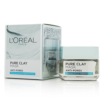 LOreal Pure Clay Anti-Pores Mask