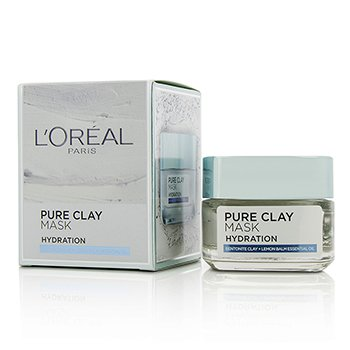 LOreal Pure Clay Hydration Mask