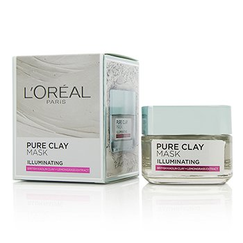 LOreal Pure Clay Illuminating Mask