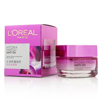 LOreal Hydrafresh Anti-Ox Grape Seed Hydrating Aqua Balm