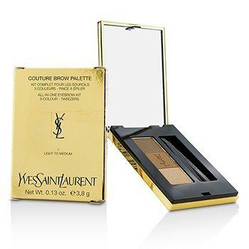 Yves Saint Laurent Couture Brow Palette - #1 Light To Medium