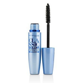 Maybelline Volum Express Classic Waterproof Mascara - # Black